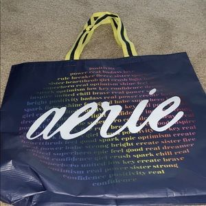 Brand New Aerie tote bag